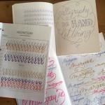 Apprendre facilement la calligraphie et le handlettering ! (Mes conseils de débutante!)