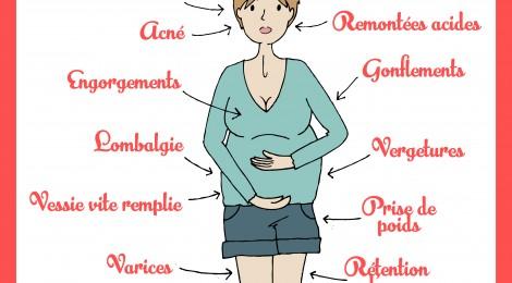 SONDAGE : La grossesse: Que du bonheur?
