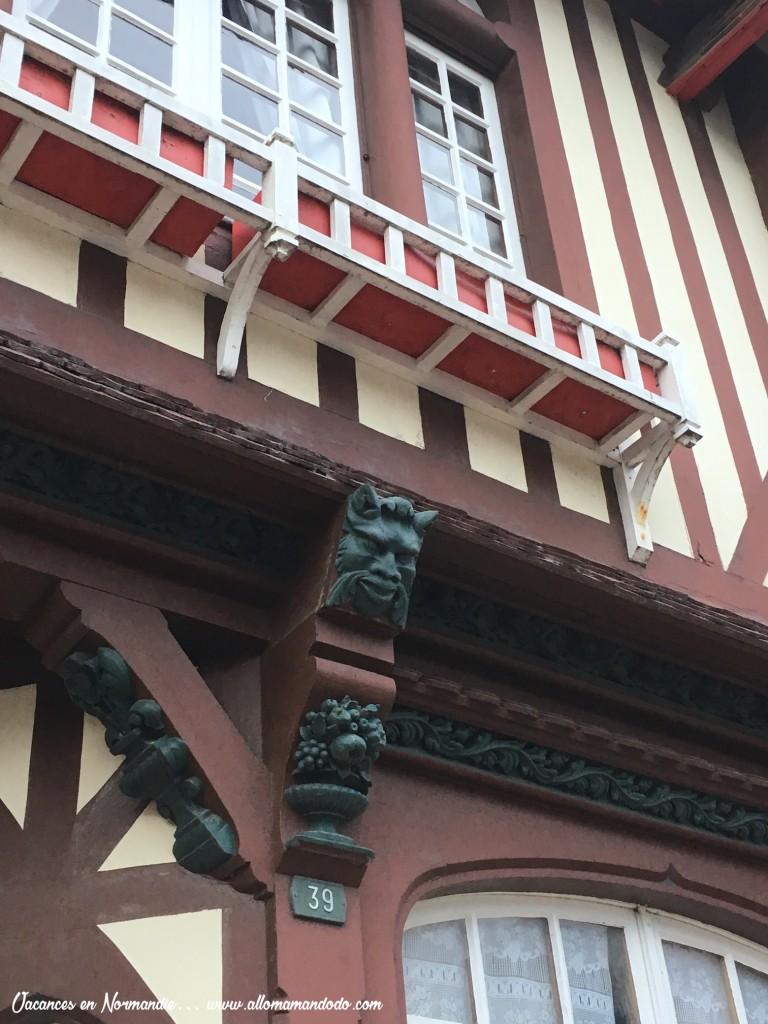 houlgate maison normande blog voyage