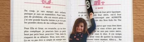 DIY Marque-Page Photo d'Enfant! (Idée Cadeau Facile pour la fête des Grands-Mères!)