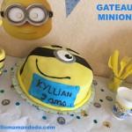 DIY: Gâteau Minion Facile