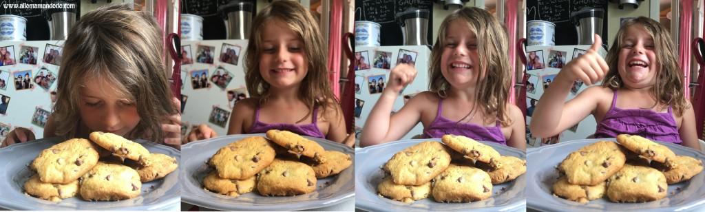 ptitepomme allomamandodo cookies recette video