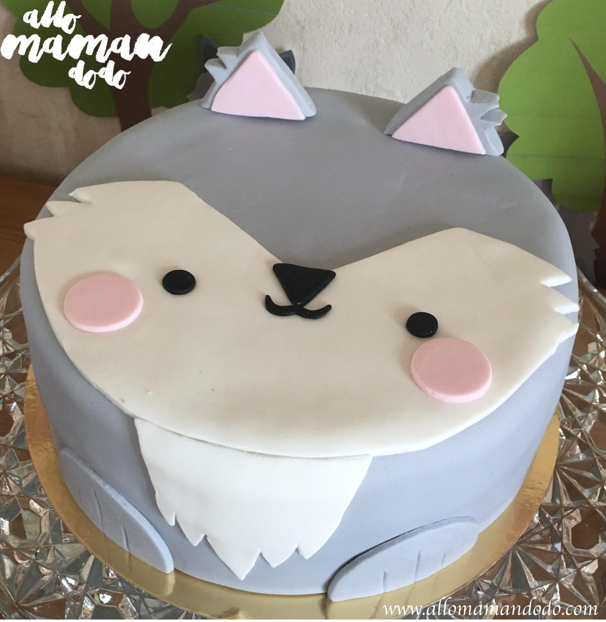 Happy Birthday - Page 18 Gateau-loup-kawaii-e1520550180621
