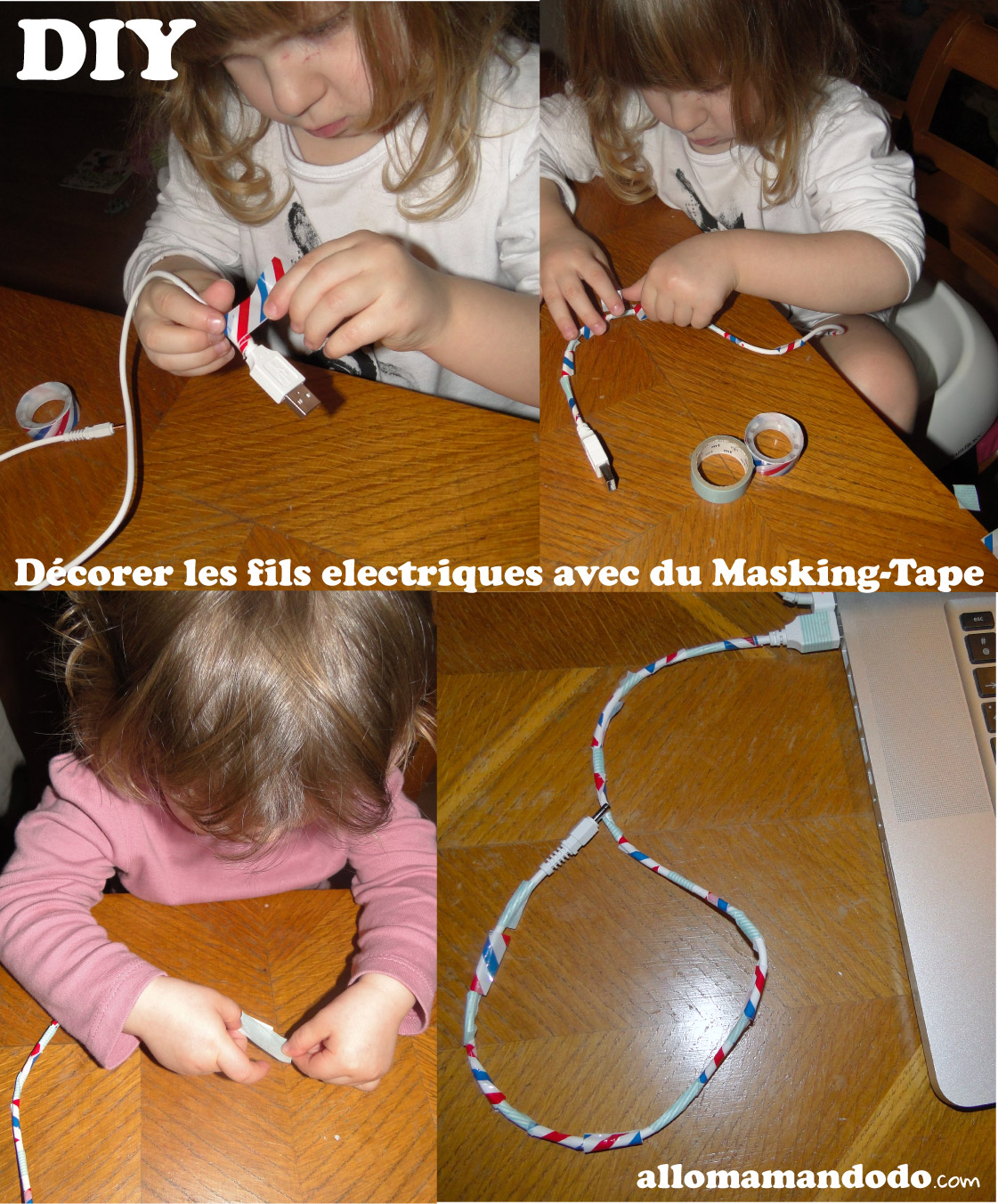 diy avec du masking tape id e activit pour enfants allo maman dodo. Black Bedroom Furniture Sets. Home Design Ideas